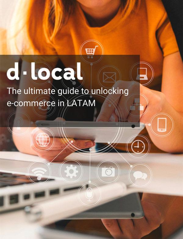 Image representative about e-commerce in LATAM