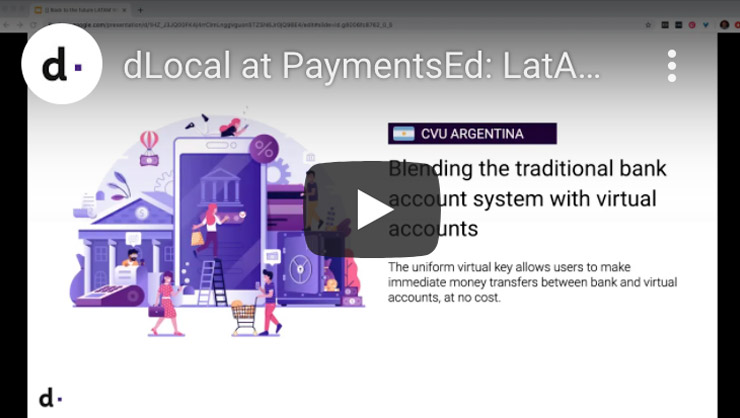 dLocal at PaymentsEd: LatAm Next Gen Payments in the Digital World