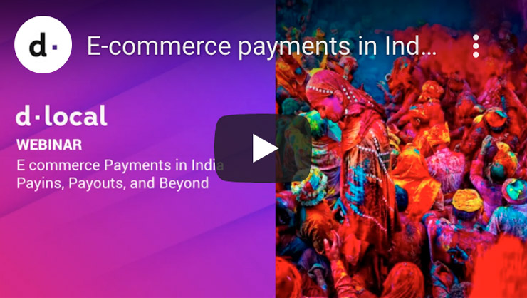 E-commerce payments in India payins, payouts, and beyond