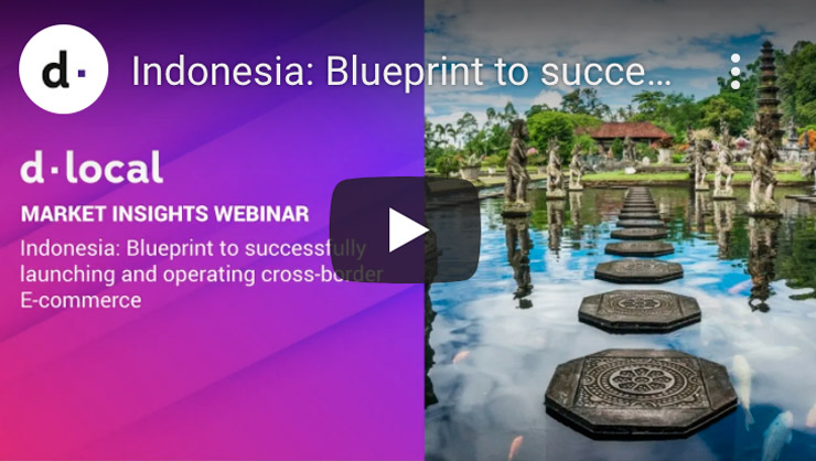 Indonesia: Blueprint to successfully launching and operating cross-border E-commerce